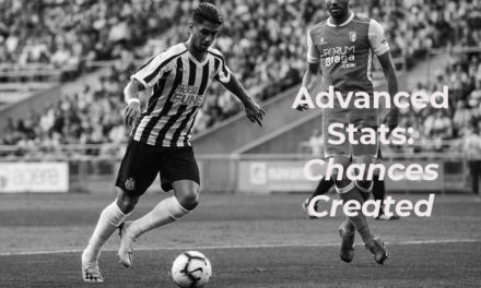 Advanced Stats: Chances Created