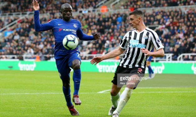 Match Analysis: Newcastle United 1-2 Chelsea, 26 Aug 2018