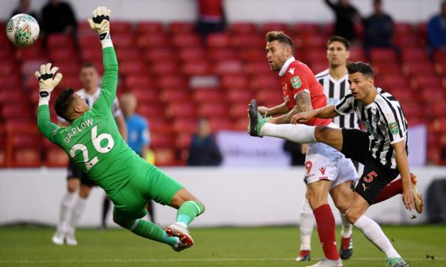 Match Analysis: Nottingham Forest 3-1 Newcastle United, 29 Aug 2018