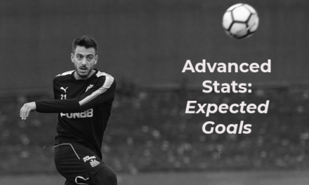 Advanced Stats: Expected Goals (xG)