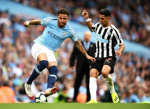 Match Analysis: Man City 2-1 Newcastle, 1st Sep 2018