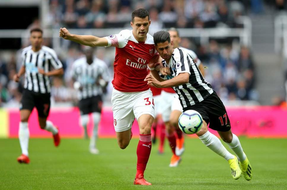 Match Analysis: Newcastle 1-2 Arsenal, 15 Sep 2018