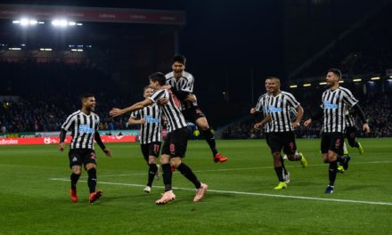 Match Analysis: Burnley 1-2 Newcastle United, 26th Nov 2018