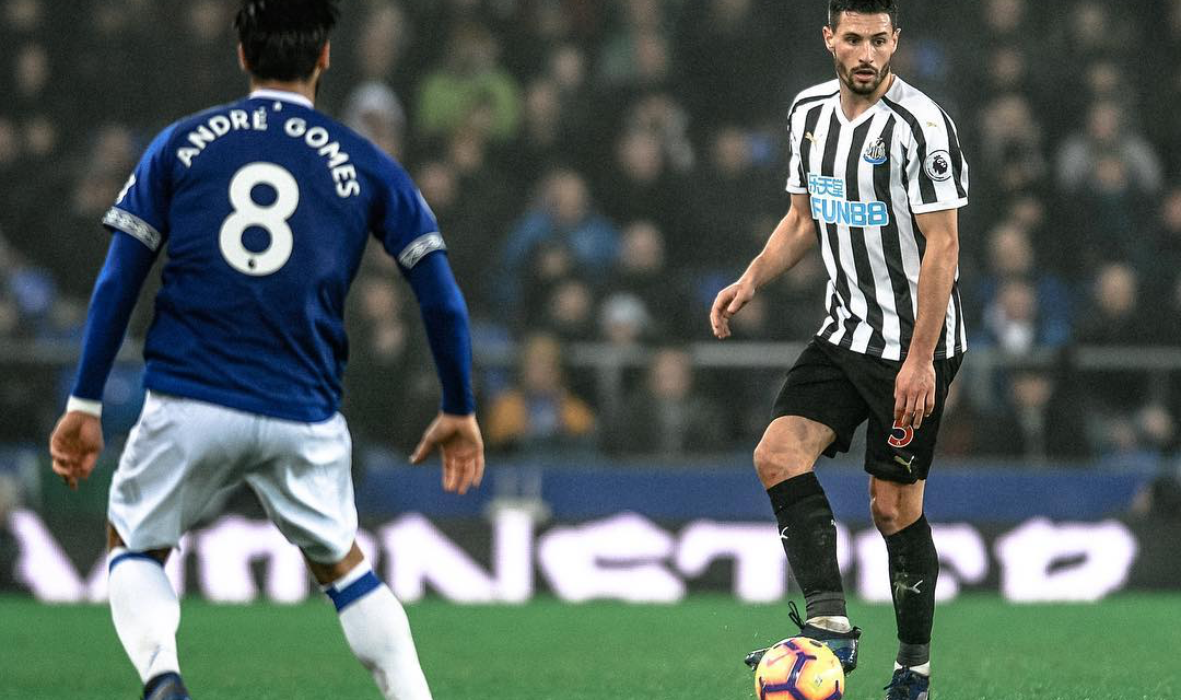 Match Analysis: Everton 1-1 Newcastle, 5th Dec 2018