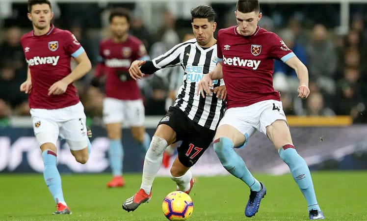 Match Analysis: Newcastle United 0-3 West Ham United, 1st Dec 2018