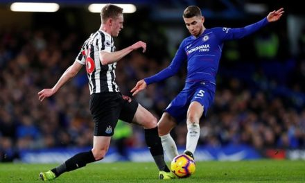 Match Analysis: Chelsea 2-1 Newcastle, 12th Jan 2019
