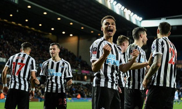 Match Analysis: Blackburn Rovers 2-4 Newcastle United (aet), 15th Jan 2019