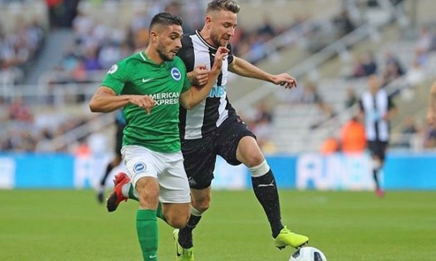 Match Analysis: Newcastle United 0-0 Brighton, 21 Sep 2019